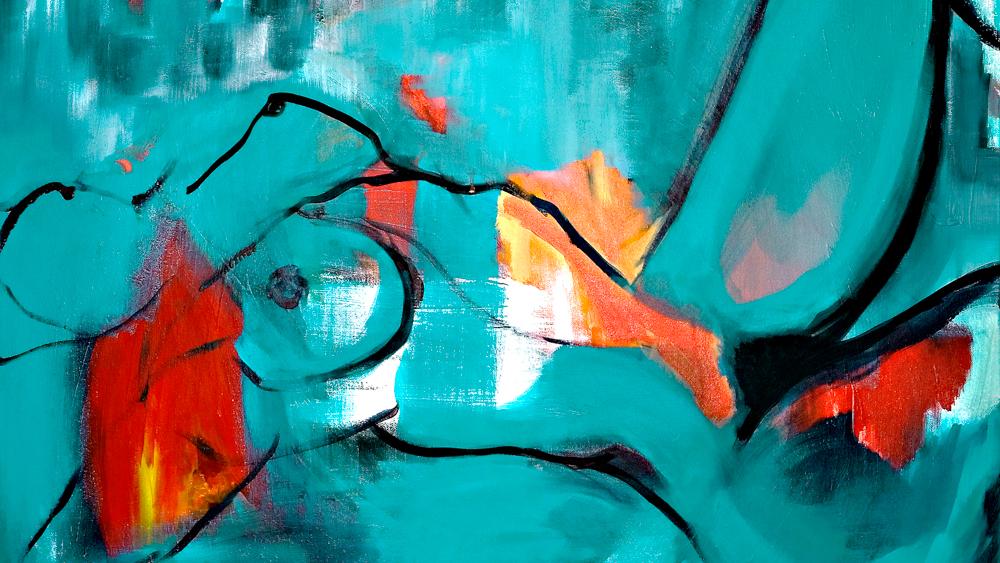 Kerstin Reuter   Malerei